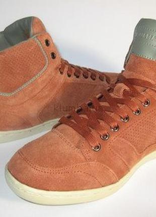 Высокие кроссовки, ботинки испанского бренда pull and bear. ор...