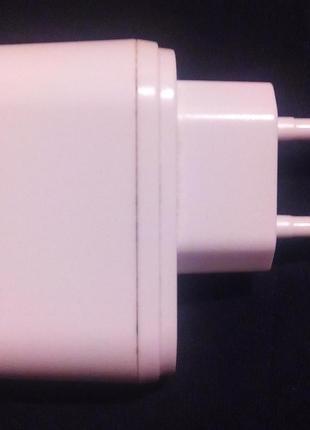 Зарядное устройство адаптер смартфон телефон