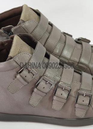 Кеды высокие, ботинки ecco aimee 241353. оригинал. португалия.