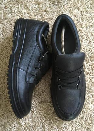 Туфли кожаные grane