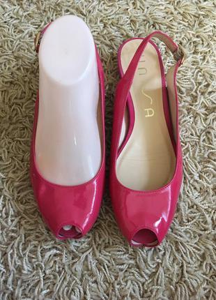 Босоножки туфли unisa