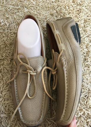 Туфли мокасины melluso