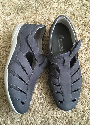 Туфли ортопедические strober германия