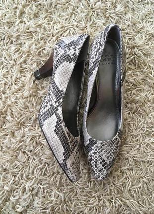 Кожаные туфли circa joan & david