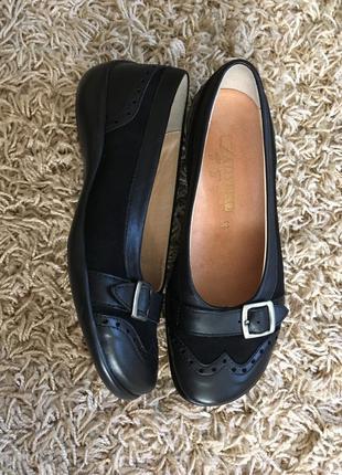Туфли кожаные ladysko
