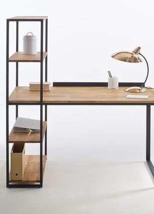Письменный стол в стиле лофт от производителя