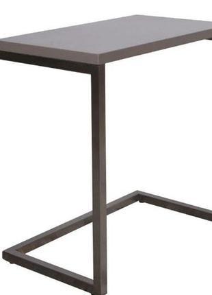 Приставной журнальный столик в стиле LOFT