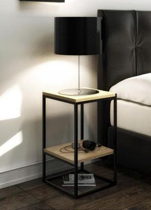 Приставной столик, тумбочка, тумба прикроватная