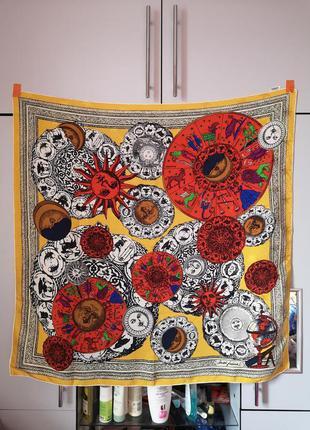 Шелковый платок sarah felmes