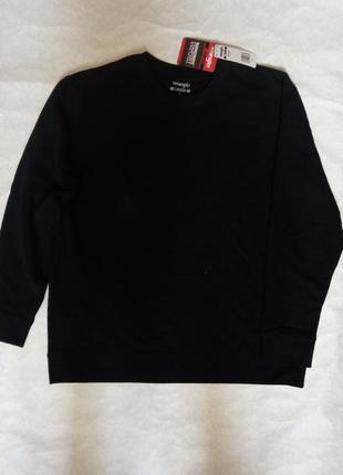 Чоловіча кофта толстовка wrangler riggs workwear® work sweatsh...