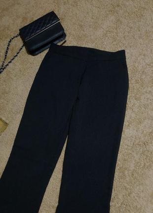 Качественные и стильные прямые брюки с высокой посадкой. 🖤🖤🖤