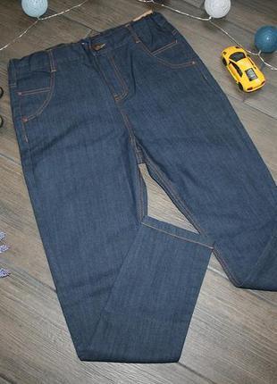 Классические подростковые джинсы на 13-14 лет (164)