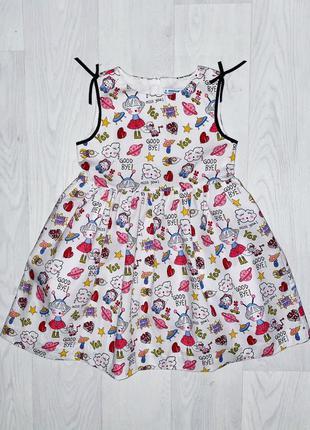 Платье mayoral девочка 6 лет