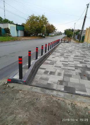 Тротуарная плитка Модерн Золотой Мандарин