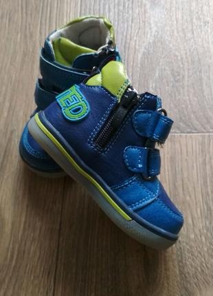 Деми ботиночки размер 21