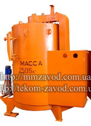 Паровой котел серии МЗК-7АГ-2 (7АЖ-2) газ (жидкое топливо)