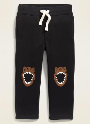Спортивные штаны, штаники на флисе для мальчика old navy, р. 2...