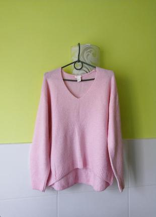 Нежный свитер h&m
