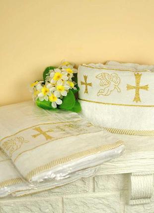 Полотенце для крещения, (крыжма)