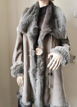 Christia shearling.  christia the original luxury shearling  л...