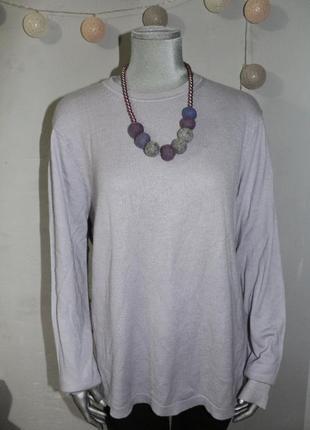 Кашемировая кофта свитер джемпер