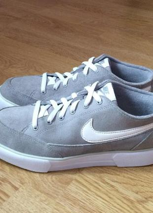 Замшевые кроссовки nike оригинал 36,5 размера в идеальном сост...