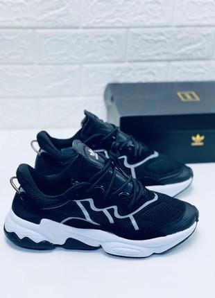 Adidas ozveego кроссовки мужские adidas адидас кросівки чоловічі