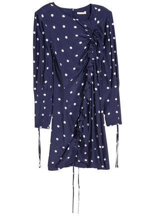 Платье с плечиками h&m