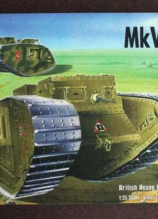 "Модель танка MkV ""composite"""