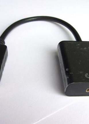 Переходник DisplayPort to HDMI Подключите DP к монитору HDMI 4...