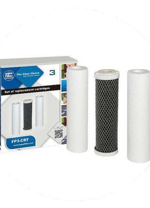 Фильтры для воды Aquafilter, комплект для системы обратного ос...