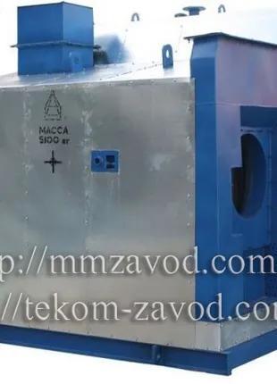 Паровой котел Е-1,8-0,9Р для работы на биотопливе