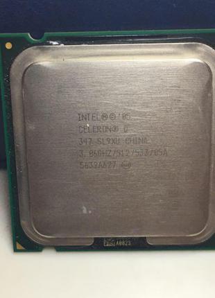 Процесор celeron