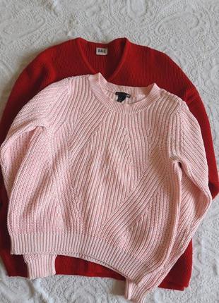 Стильный кроп свитер