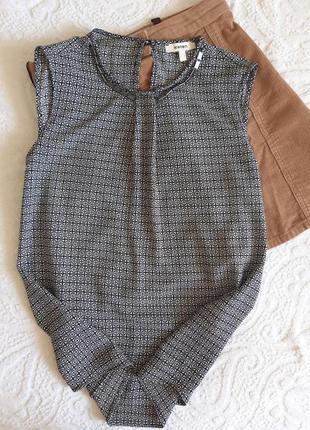 Шифоновая блуза от koton