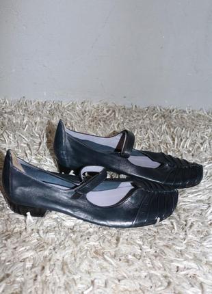 Кожаные туфли everybody