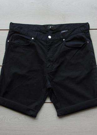 Джинсовые шорты от h&m