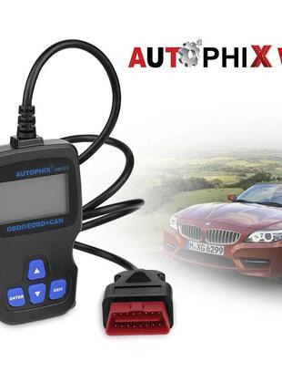 Диагностический сканер OBD Autophix OBDMATE OM123  автосканер  ди
