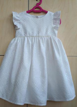 Платье mothercare на 2 года