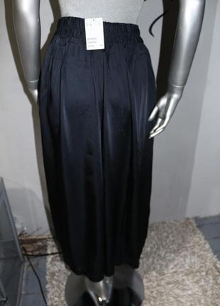 Брюки юбка кюллоты h&m