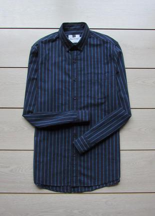 Рубашка в полоску от topman