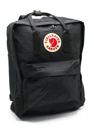 Рюкзак Fjallraven Kanken топ-качество унисекс сумка ранец портфел