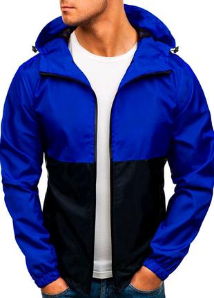 Новинка! Куртка мужская весенняя ветровка мастерка олимпийка
