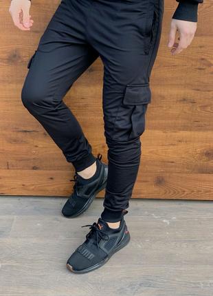 Карго штаны Весна 2020! Мужские брюки джоггеры джинсы три цвета