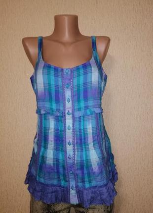 🔥🔥🔥стильная новая женская майка, блузка, топ per una от marks ...