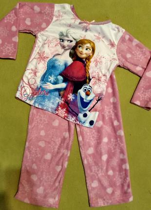 Костюм комплект набор кофта реглан лонгслив + штаны пижама хол...