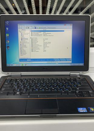 Ноутбук Dell Latitude E6320 (I5-2520M/4/500)
