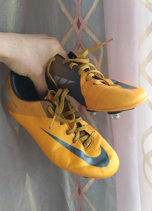 Бутсы Nike Оригинал (38-39 размер)