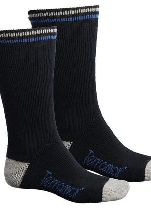 Носки толстые шерсть мерино terramar sub-zero комплект 2 пары ...