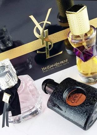 Парфюмированный набор yves saint laurent perfume